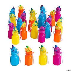 Tropical Fish Bubble Bottles - 24 Pc.