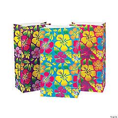 Tropical Hibiscus Treat Bags