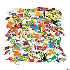Tropical Piñata Toy And Candy Assortment