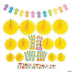 Tropical Pineapple Classroom Decorating Kit
