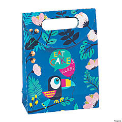 Tropical Toucan & Parrot Treat Bags
