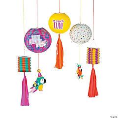 Tropical Toucan Party Lanterns