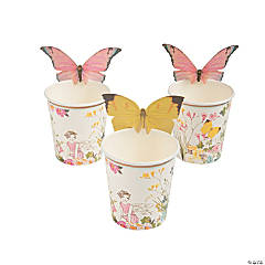 Truly Fairy Paper Cups