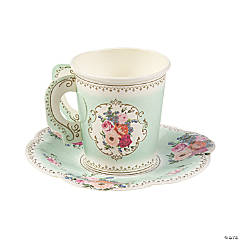 Truly Scrumptious Tea Cup Set