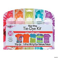 Tulip® One-Step 5-Color Luau Tie-Dye Kit®