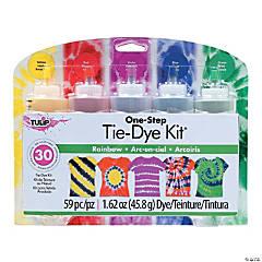 Tulip® One-Step 5-Color Rainbow Tie-Dye Kit®
