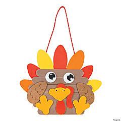 Turkey Door Hanger Craft Kit
