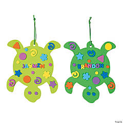 Turtle Ornament Kit