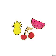 Tutti Frutti Novelty Pins