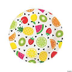Tutti Frutti Paper Dinner Plates - 8 Ct.
