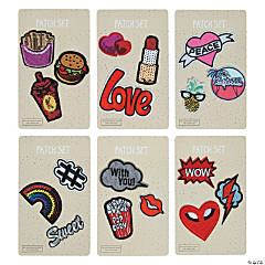 Tween Patch Assortment