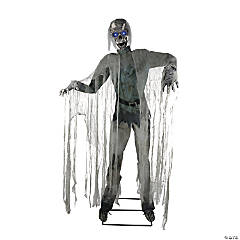 Twitching Ghoul Halloween Decoration