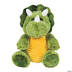 Two-Tone Stuffed Dino