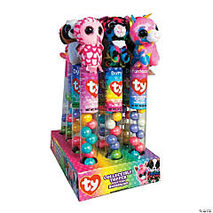 Ty® Bubblegum-Filled Tubes with Beanie Boo Topper