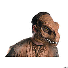 Tyrannosaurus Rex Movable Jaw Adult Mask