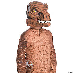 Tyrannosaurus Rex Movable Jaw Child Mask