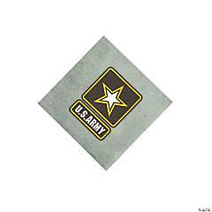 U.S. Army® Beverage Napkins