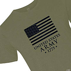 U.S. Army® 1775 Adult's T-Shirt - Small