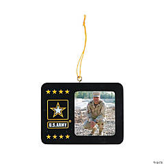 U.S. Army® Frame Ornament