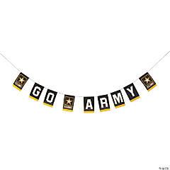 U.S. Army® Go Army Pennant Banner