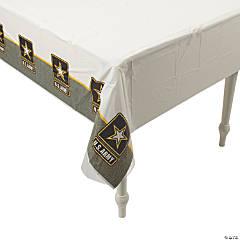 U.S. Army® Logo Tablecloth