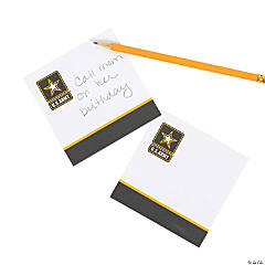 U.S. Army® Notepads