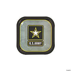 U.S. Army® Paper Dessert Plates - 8 Ct.