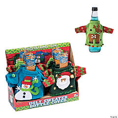 Ugly Sweater Bottle Covers