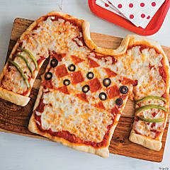 Ugly Sweater Pizza Christmas Recipe