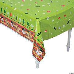 Ugly Sweater Tablecloth