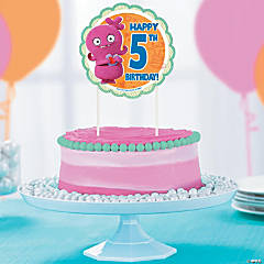 UglyDolls Add-an-Age Cake Topper Kit