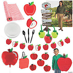 Ultimate Apple Party Decorating Kit