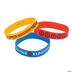 Ultimate Spider-Man™ Rubber Bracelets