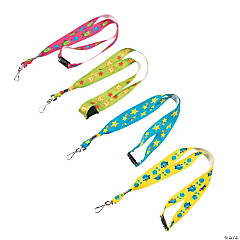 Under the Sea Breakaway Lanyards