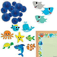 Under the Sea Classroom Decorating Kit