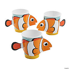 Under the Sea Paper Cups