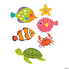 Under the Sea Party Cutouts