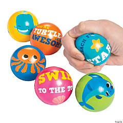 Under the Sea Stress Balls