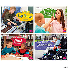 Understanding Differences, 4 Book Set