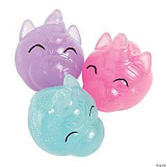 Unicorn Bouncing Balls - 12 Pc.