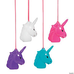 Unicorn Bubble Necklaces