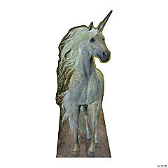 Unicorn Cardboard Stand-Up