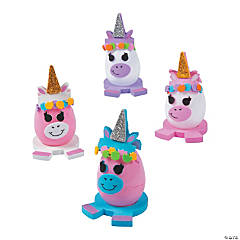 Unicorn Egg Decorating Craft Kit