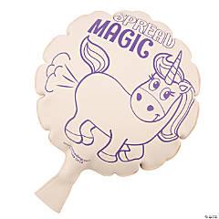 Unicorn Farts Whoopee Cushions