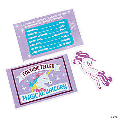 Unicorn Fortune Tellers