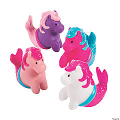 Unicorn Mermaid Characters