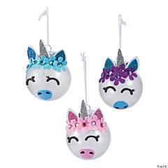 Unicorn Ornament Craft Kit