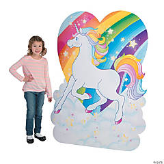 Unicorn Party Stand-Up