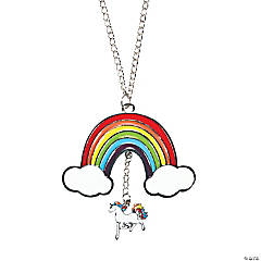 Unicorn Rainbow Necklaces