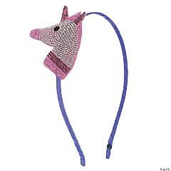 Unicorn Rhinestone Headband
